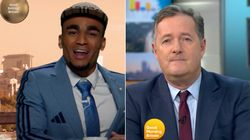 Piers Morgan Is No Doubt Loving The Fact Comedian Munya Chawawa Has Named His New Single After