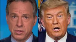 Jake Tapper Hits Trump With A Blunt Reminder After President's Rant At
