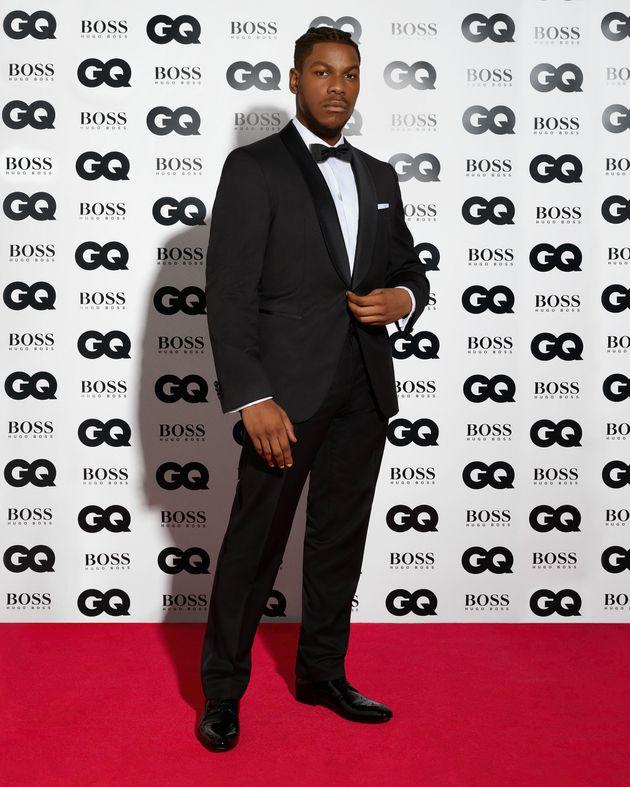 John Boyega élu