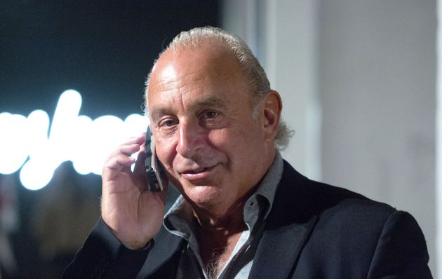 Sir Philip Green has owned the group since