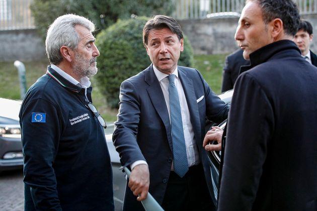 Conte/MiozzoANSA/GIUSEPPE