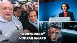 """La série """"Bodyguard"""" vue par l'ex-garde du corps de François"""