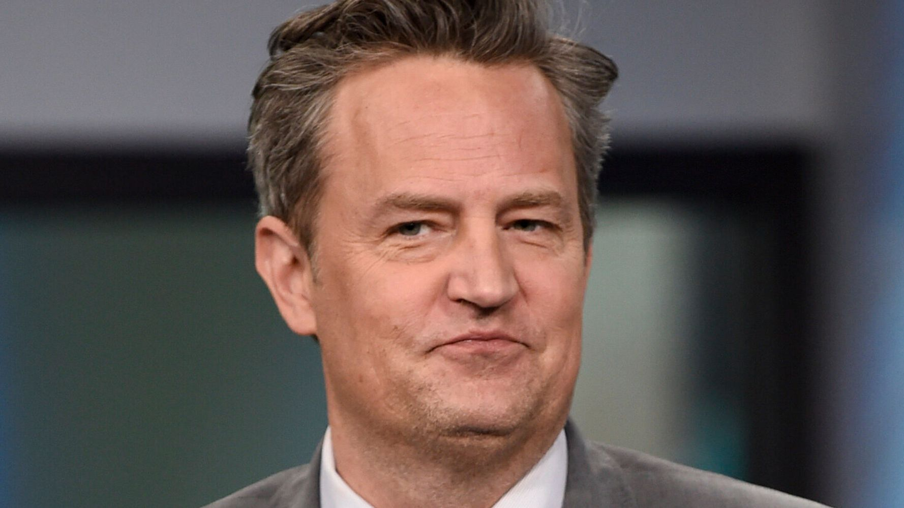 Could Matthew Perry's Confirmation Of His Engagement BE Any Cuter?