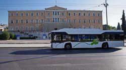 Και τρίτο ηλεκτρικό λεωφορείο στην Αθήνα,