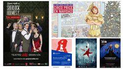 Las cinco recomendaciones teatrales de Antonio para