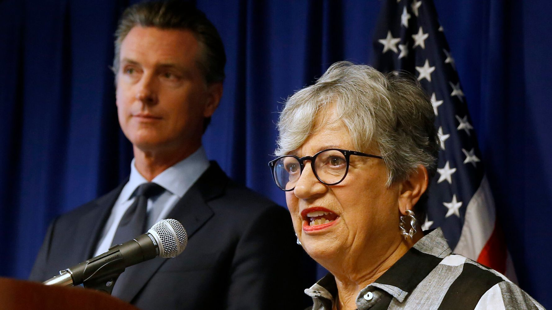 California Air, Climate Regulator Mary Nichols Hopes To Run Biden's EPA