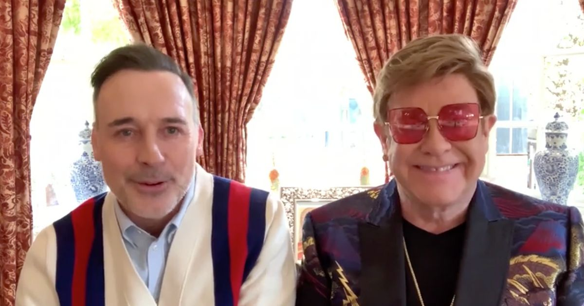 Elton John Shines A Light On How Pandemic Has Affected Queer People In British LGBT Awards Speech
