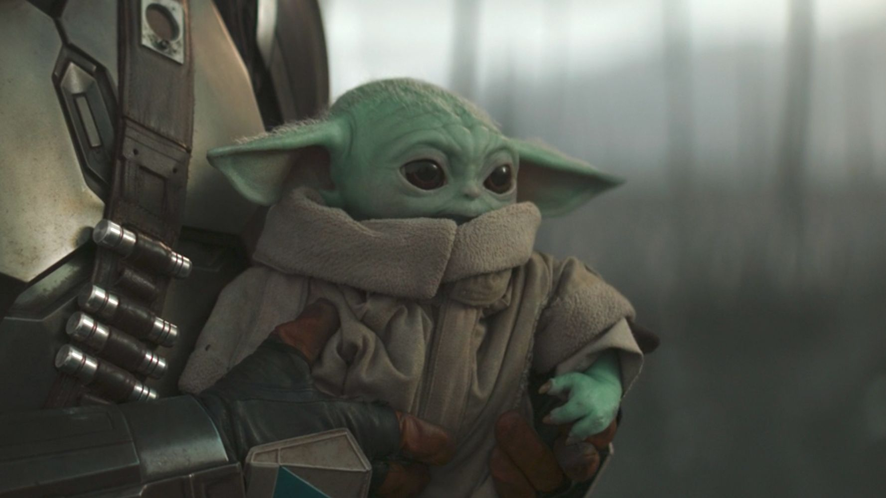 Baby Yoda's Real Name Is Finally Revealed, And Sadly It's Not Baby Yoda