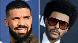 Drake Says Grammys 'May No Longer Matter' After The Weeknd's Glaring