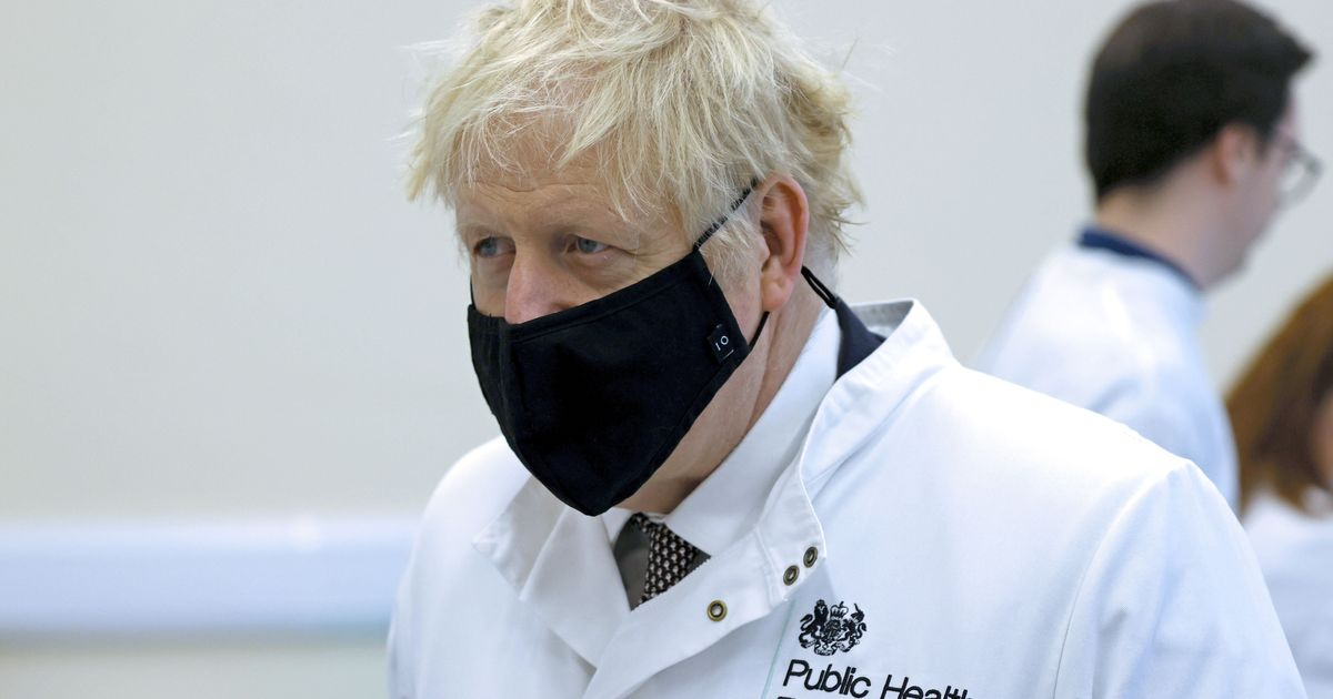 Is Boris Johnson Risking Double Trouble On Covid This Christmas?