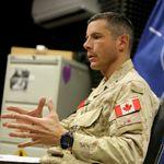 Le major-général Dany Fortin aura la mission de gérer l'opération de vaccination contre la