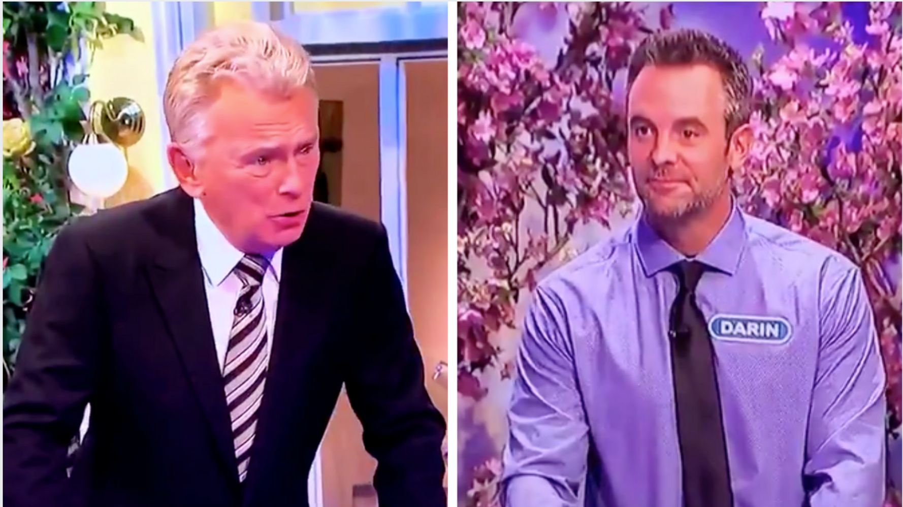 Pat Sajak Jokingly Snaps At 'Ungrateful' 'Wheel Of Fortune' Contestant
