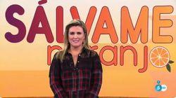 Carlota Corredera interrumpe 'Sálvame' para leer una pésima noticia para