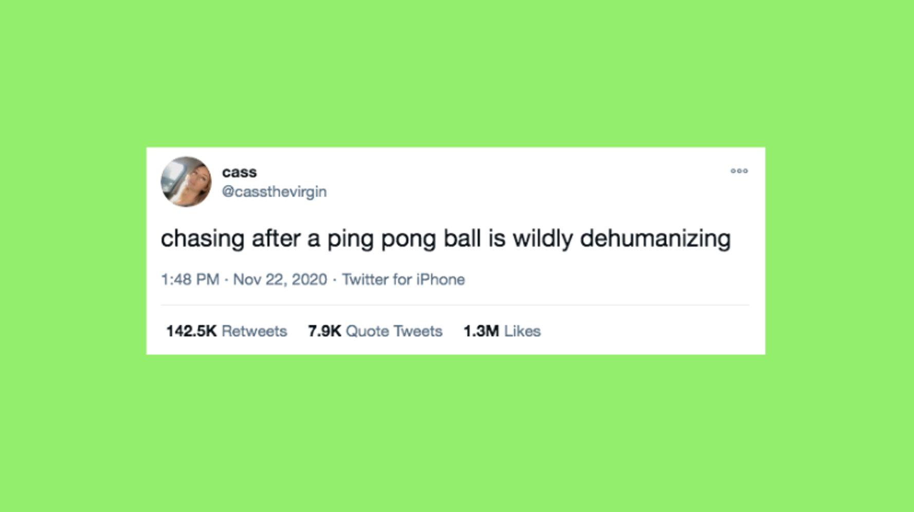 The 20 Funniest Tweets From Women This Week (Nov. 21-27)