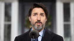 Vaccination contre la COVID-19: Trudeau plus optimiste que la santé
