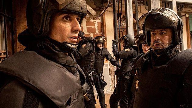 Una imagen de la serie