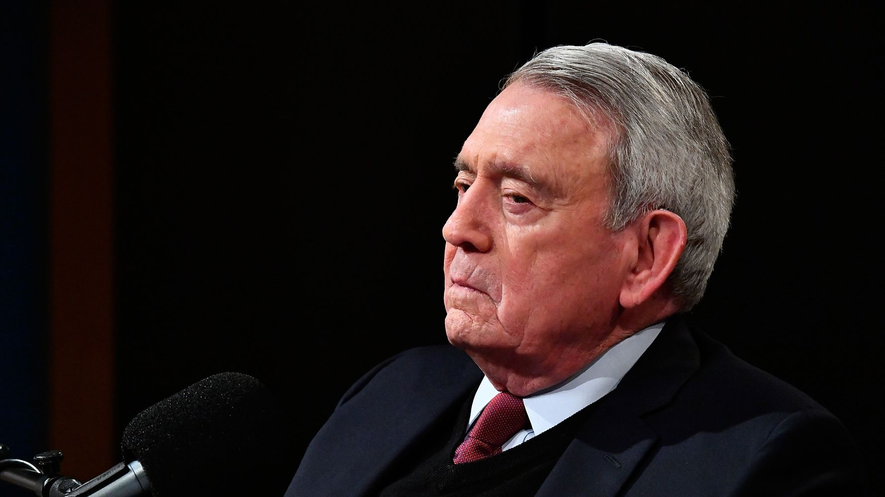 Dan Rather Reflects On 2020, Trump's Legacy And The 'Deep And Wide' Divisions Of America