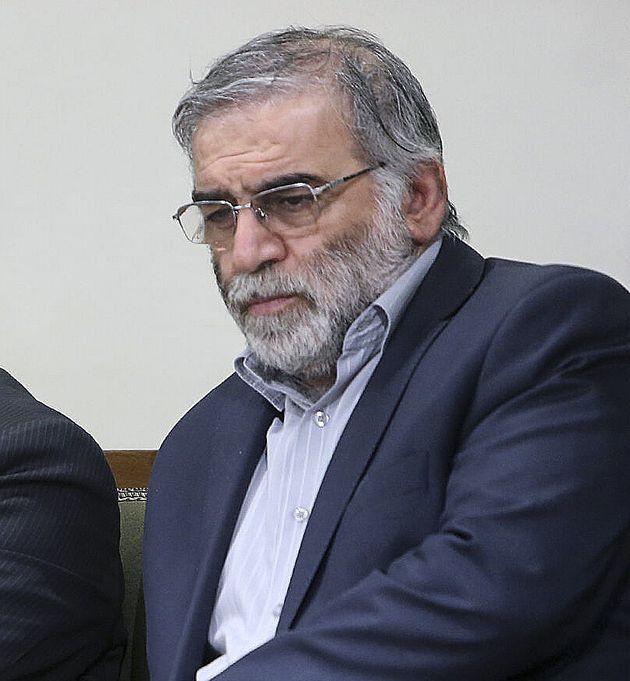 이란 핵 개발의 아버지로 불리는 핵 과학자 모흐센