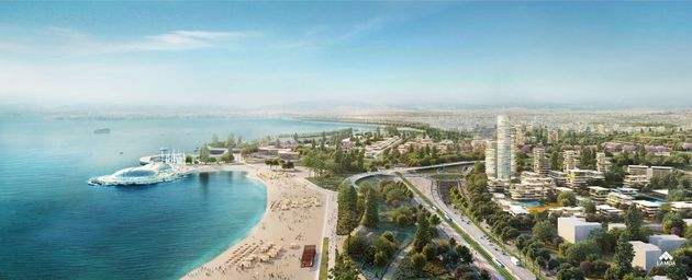 Lamda Development και ΤΕΜΕΣ θα κατασκευάσουν δύο πολυτελή ξενοδοχεία και κατοικίες στο