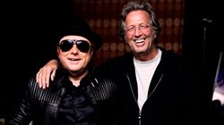 News Of Eric Clapton And Van Morrison's 'Anti-Lockdown' Song Has Not Gone Down