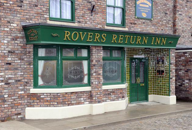 Coronation Street's iconic Rovers Return