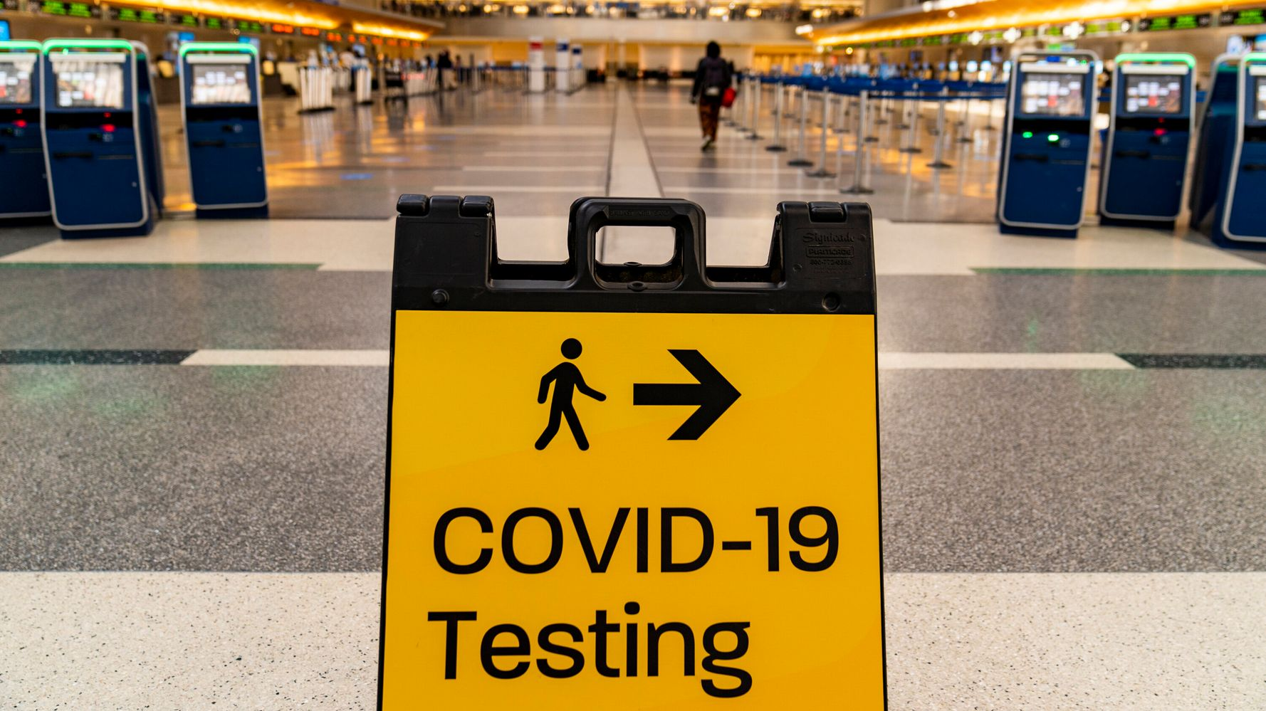 Experts Warn Of Erratic COVID-19 Testing Numbers After Thanksgiving