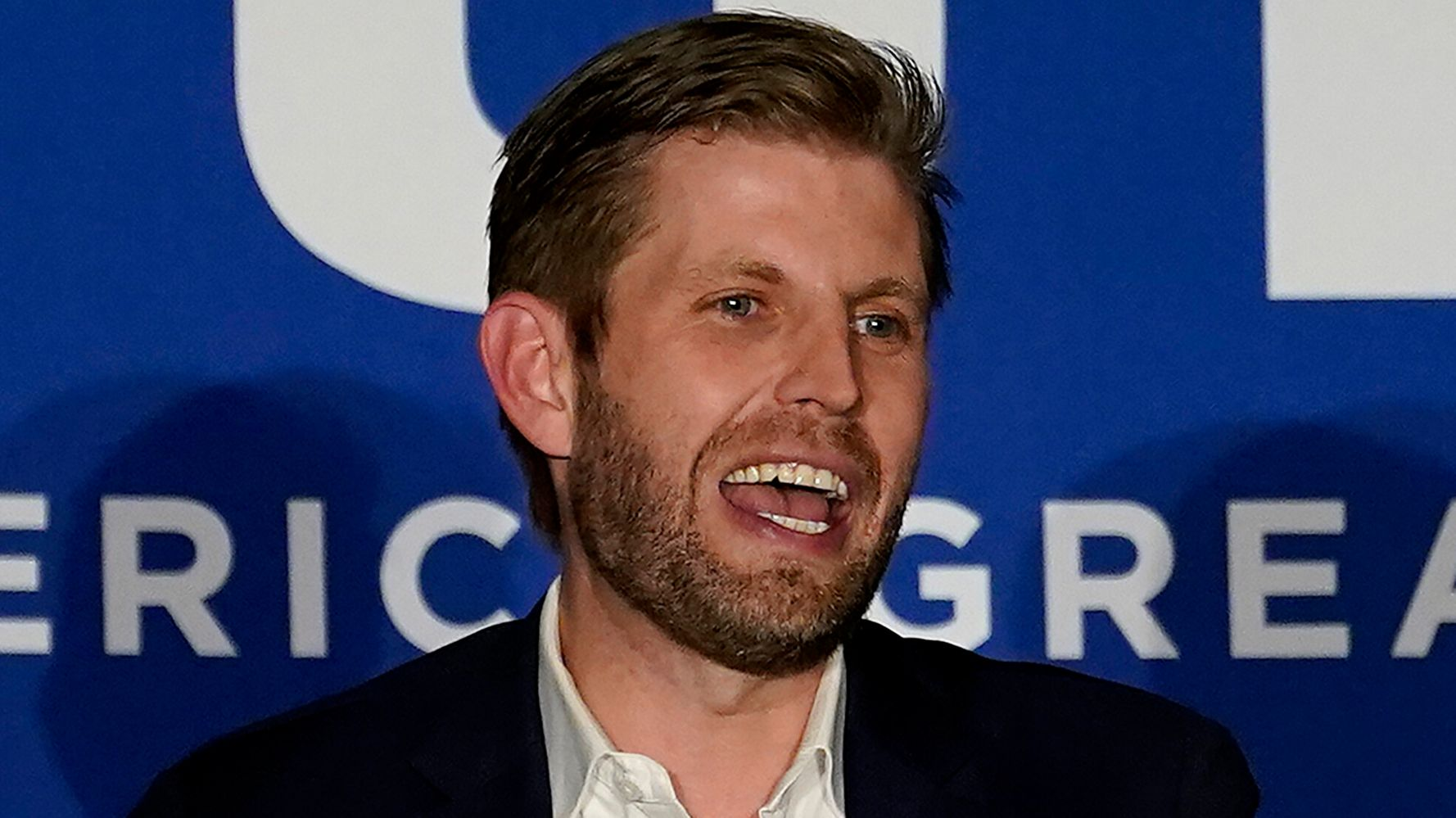 Eric Trump's Latest Attempt To Spread Disinformation Backfires Like All The Rest