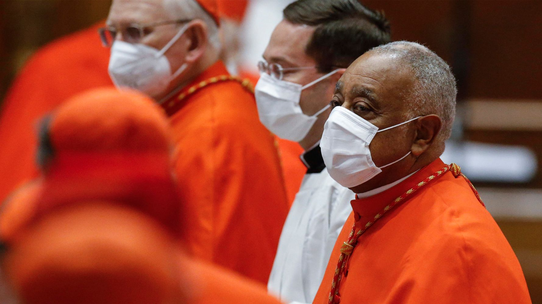 Pope To Elevate 13 New Cardinals Including First African American Cardinal