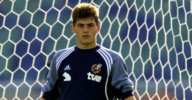 Iker Casillas, en junio del año