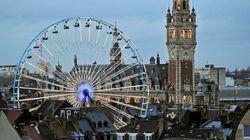 À Lille, la grande roue autorisée à s'installer... mais sans