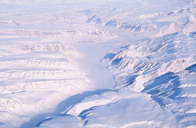 l'île d'Ellesmere (photo