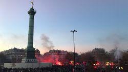 Des dizaines de milliers de personnes à la marche pour les libertés, débordements à