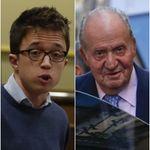 El irónico 'dardo' de Errejón al Gobierno por esta decisión sobre Juan Carlos