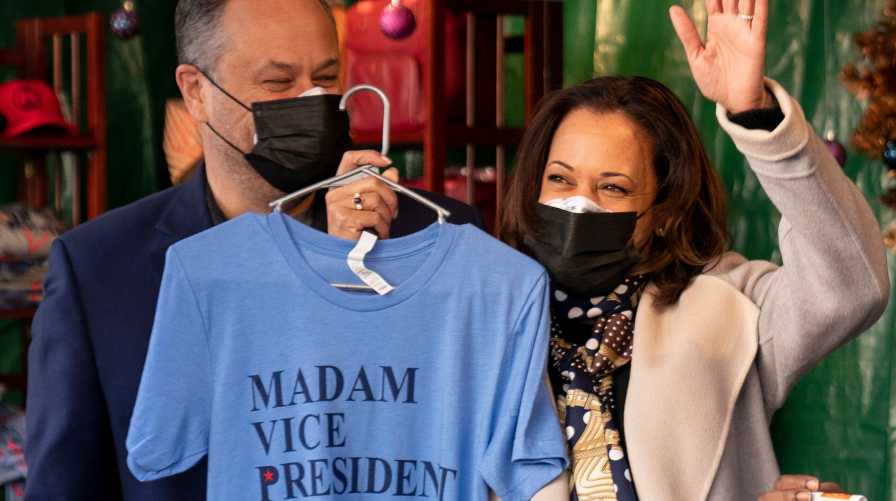 Kamala Harris Gets A Big Laugh Out Of Another Trump Run: 'Please'
