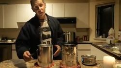 B.C. Contractor's 'Hope Stoves' Help Homeless People Cook, Stay