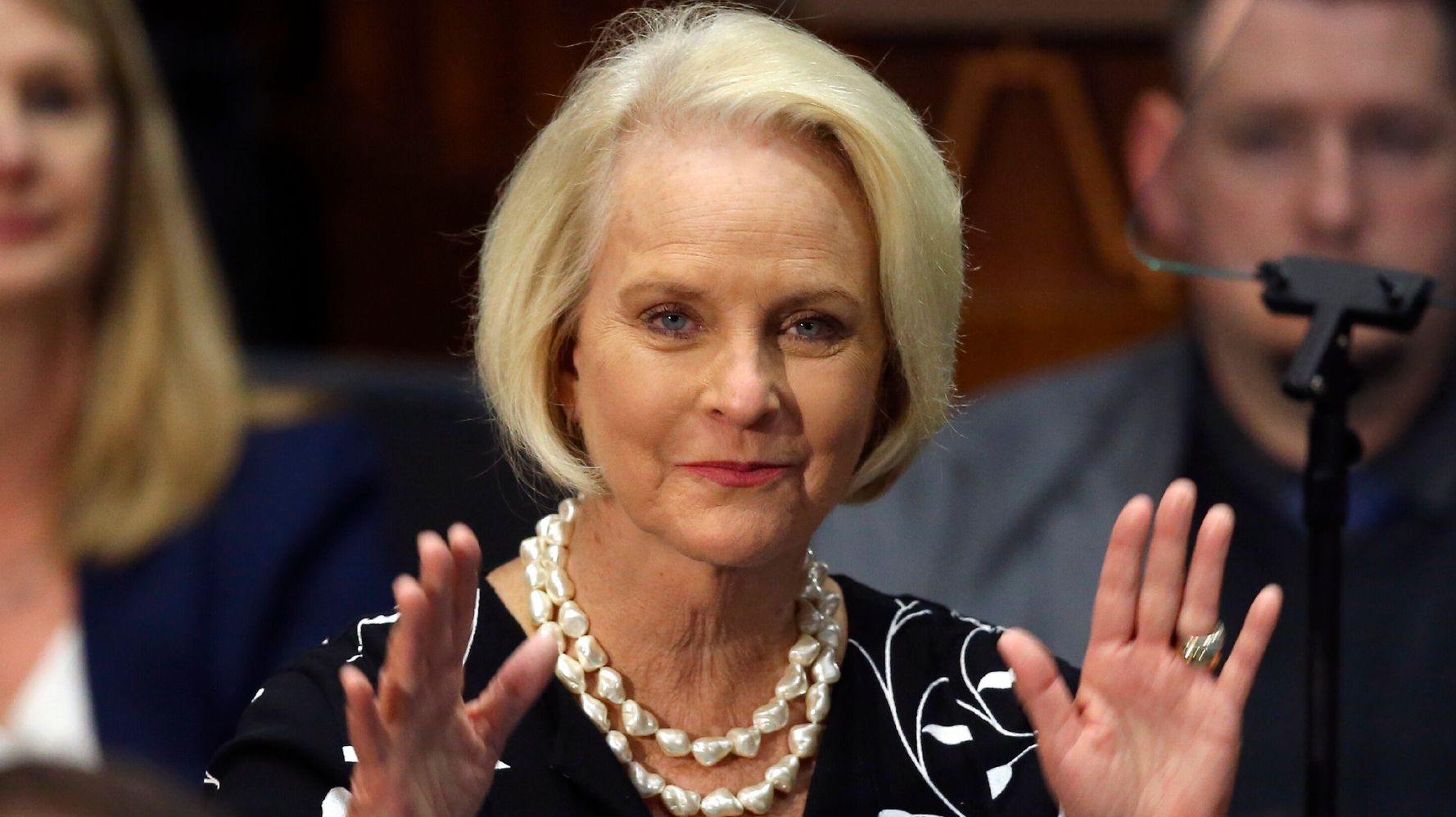 Cindy McCain Is Reportedly Biden's Top Pick To Be Ambassador To The U.K.
