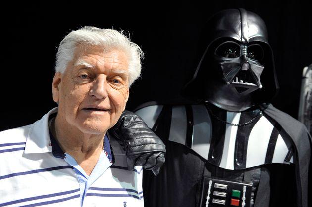 Morto David Prowse: impersonava Darth Vader nella trilogia originale di Guerre Stellari