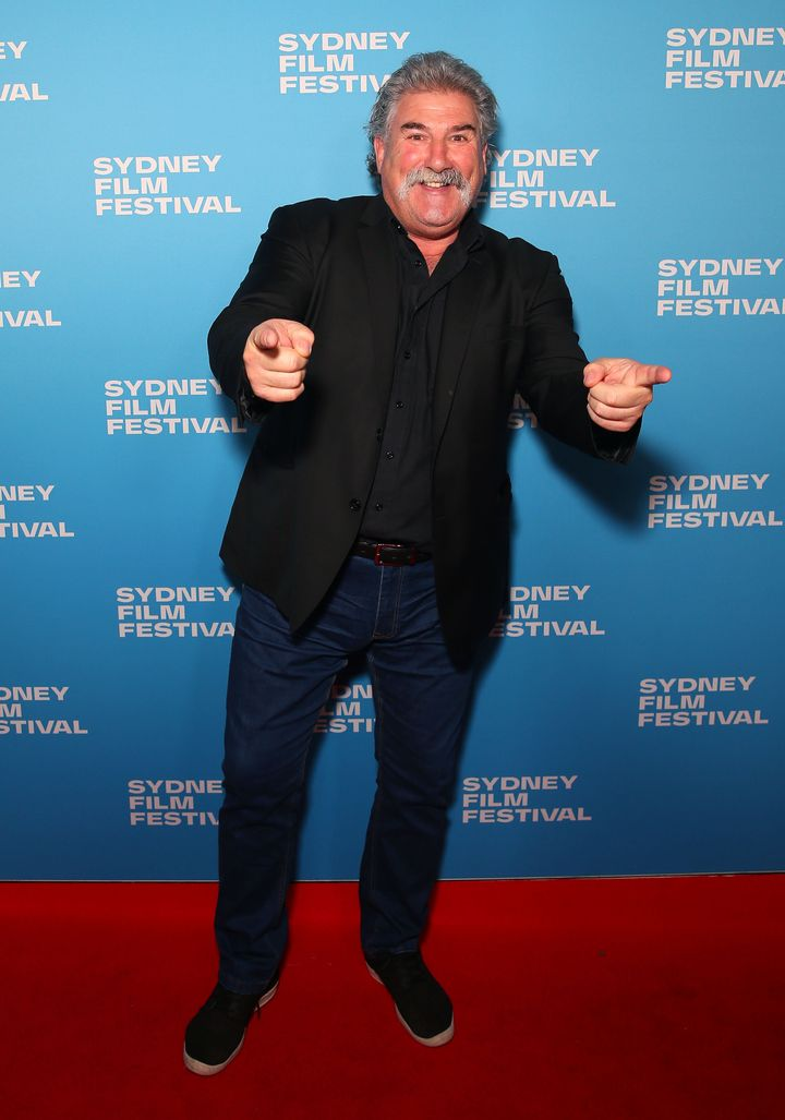 Robert DiPierdomenico attends the world premiere of The Final Quarter during the Sydney Film Festival at State Theatre on June 07, 2019 in Sydney.