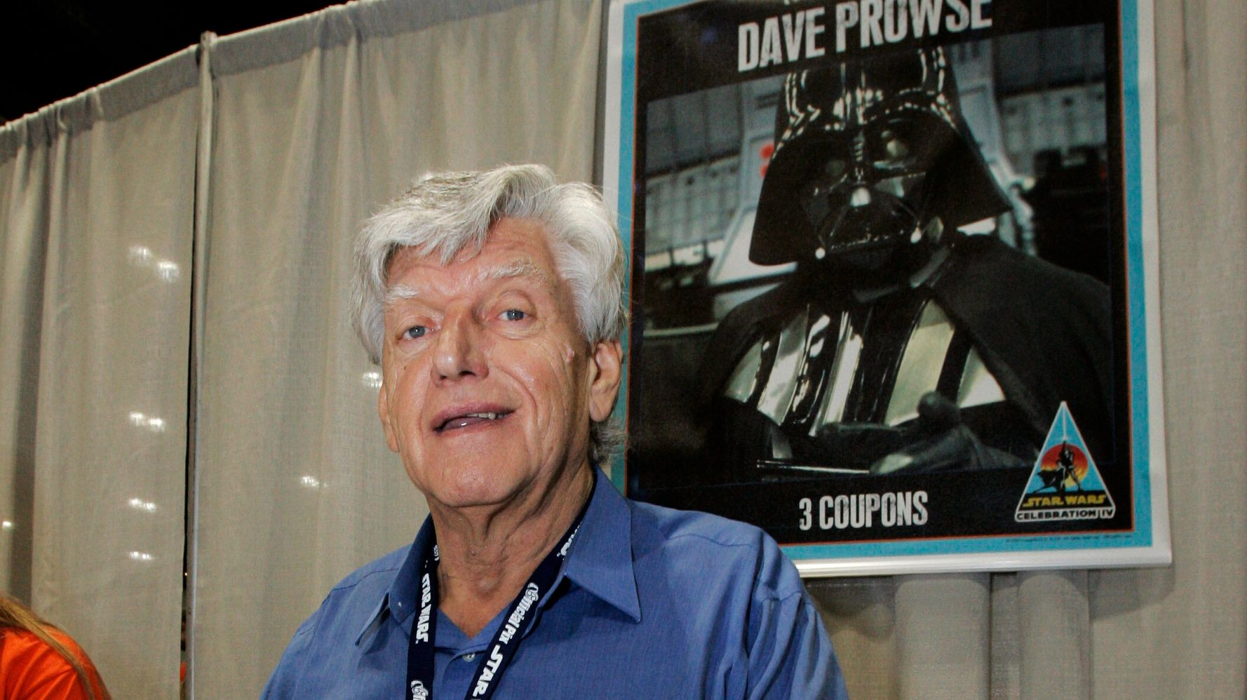 Actor David Prowse, Who Played Darth Vader In Original 'Star Wars' Trilogy, Dead At 85