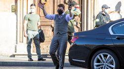 Arriva Tom Cruise, si gira Mission Impossible. Chiusa Piazza