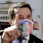 Salvini si incatena al DL Sicurezza. Ostruzionismo leghista e appello al