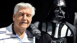 Muere David Prowse, el actor que dio vida a Darth