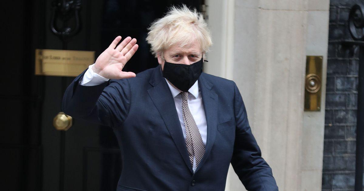 Boris Johnson Uses Series Of Bizarre War Metaphors In Defence Of New Coronavirus Restrictions
