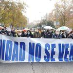 La Marea Blanca protesta en Madrid contra la gestión de Ayuso y en defensa de la Sanidad