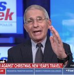 Fauci Warns Of COVID-19 'Surge Upon A Surge' As Millions Travel Over