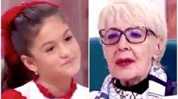 Polémica por lo que dijo Concha Velasco a Soleá, representante de España en 'Eurovisión
