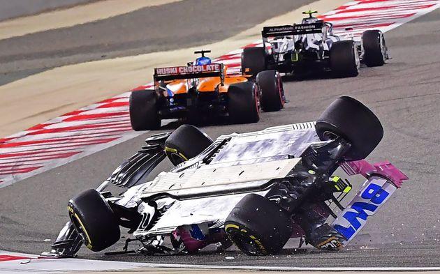 Grand Prix de Bahreïn: qu'est-ce que le halo qui a sauvé la vie de