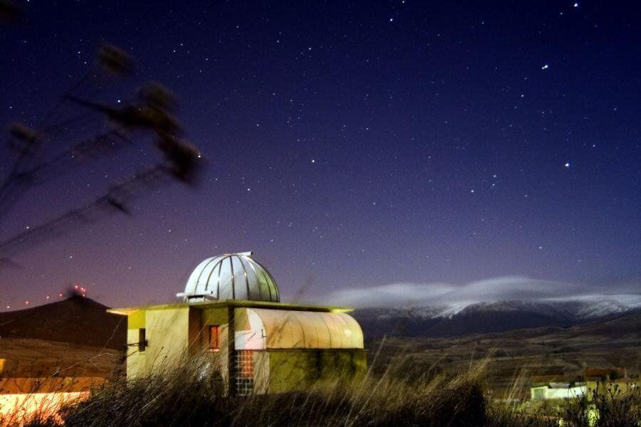 Observatorio astronómico de