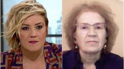 Cristina Pardo sorprende a la viróloga Margarita del Val con esta pregunta: su reacción lo dice