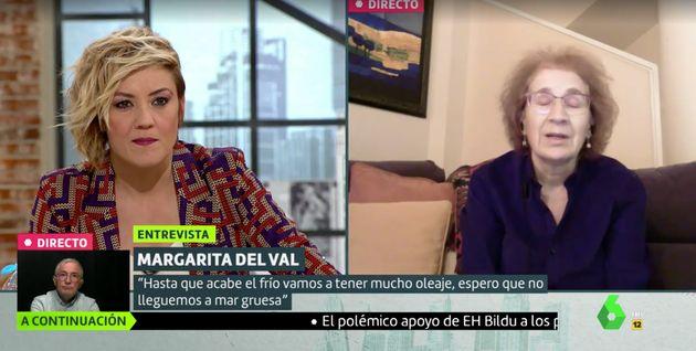 Cristina Pardo y Margarita del Val, en 'Liarla